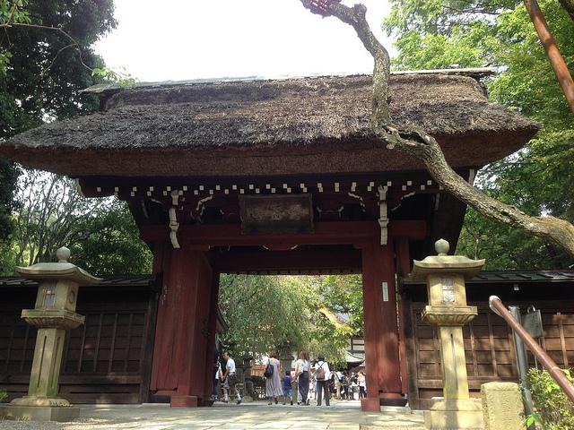 「東京・深大寺」日本を感じる、蕎麦と温泉の旅
