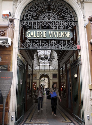 パリに雨が降った日は、「パサージュ」へ行こう