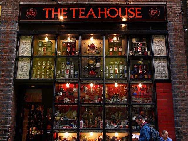 ロンドン土産に「紅茶」を買うならどこがいい?