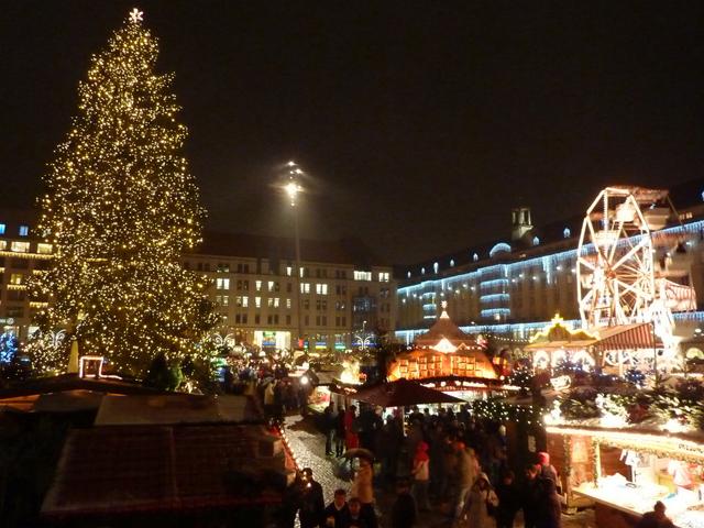 世界最古の市場!ドレスデンのクリスマスマーケットを味わい尽くす