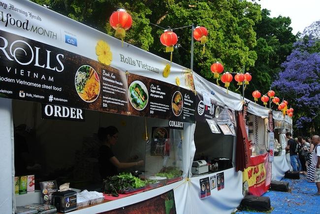 ラーメンは世界のソールフードだ!シドニーの「ナイトヌードルマーケット」