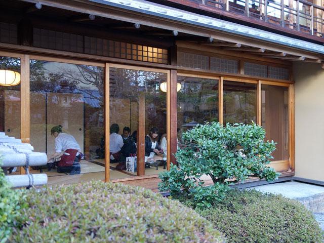 秋だ!紅葉だ!京都だ!カップルに最適、失敗しない「京都の和カフェ5選」