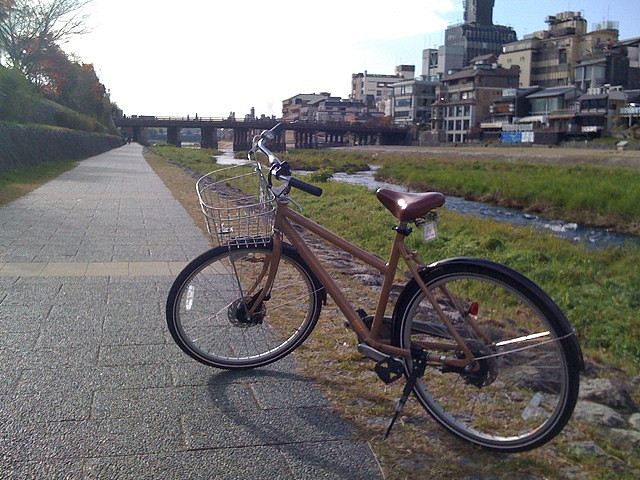 安い、疲れない、イライラしない!京都観光、通は自転車で巡る