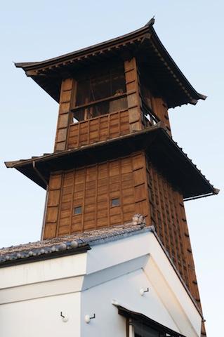残したい日本の音風景100選、小江戸「川越」散策