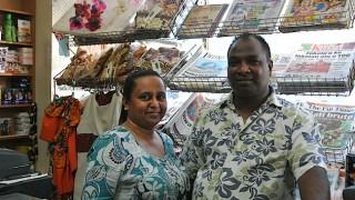 南太平洋に浮かぶ楽園フィジーの家庭料理