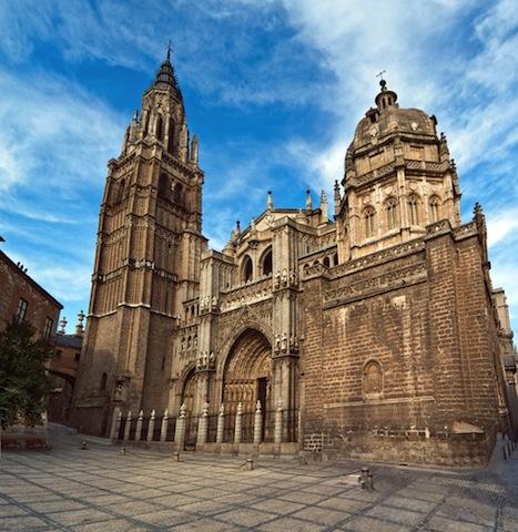 16世紀で時を止めた、スペインの古都を歩く