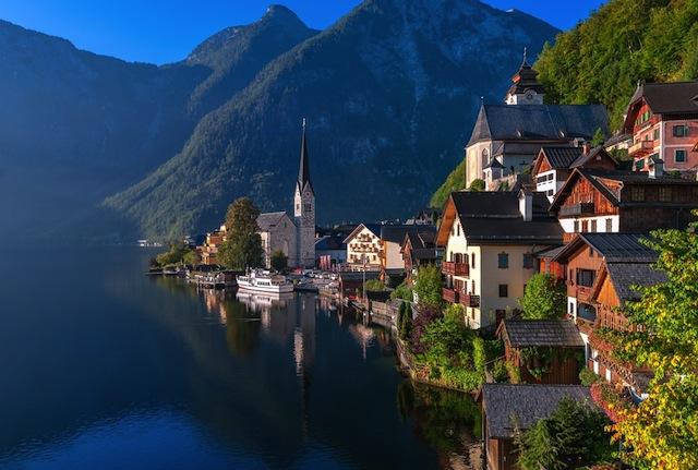 オーストリアで世界遺産と童話の世界に出会う旅