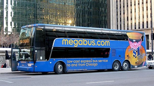 とにかく安く移動したい!格安バス会社、メガバス