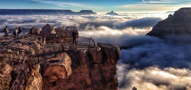 まるでラピュタの世界!天空に浮かぶ雲海の絶景7つ