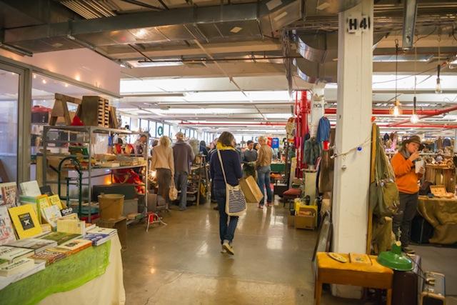 冬期限定、ブルックリンのグルメを堪能し尽くすならこのフリーマーケット!