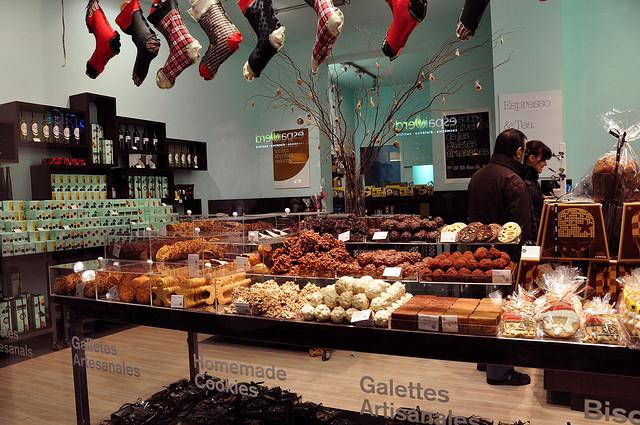 バルセロナの高級チョコレートを堪能するツアーに参加しよう