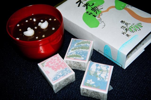 お取り寄せOK! 冬こそ癒しの京都土産