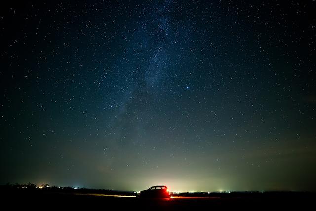 【都会からすぐ】流れ星も見れるかも?広大な星空が美しい関東近郊スポット