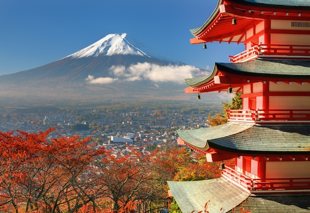 Googleが発表!海外で最も検索された日本の観光地は?