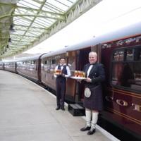 度肝を抜かれる豪華な旅路!超高級列車「ロイヤル・スコッツマン」に迫る