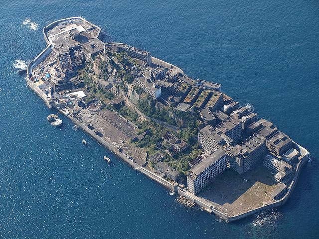 かつては未来都市だった「軍艦島」、世界遺産登録の予感?