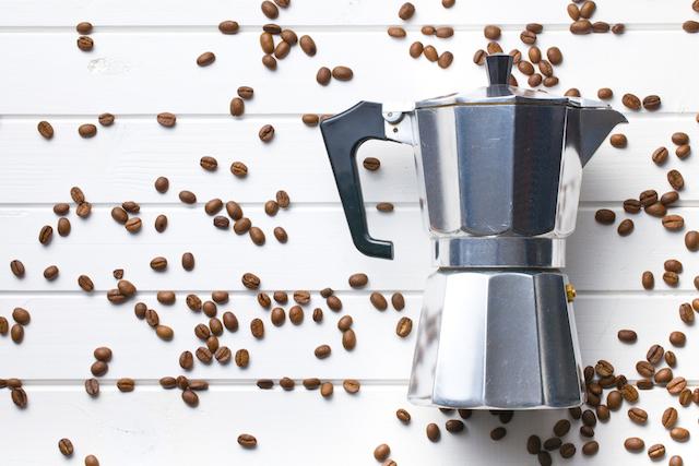 【コーヒー好き必見】イタリアで超人気の家庭用エスプレッソメーカーがすごい