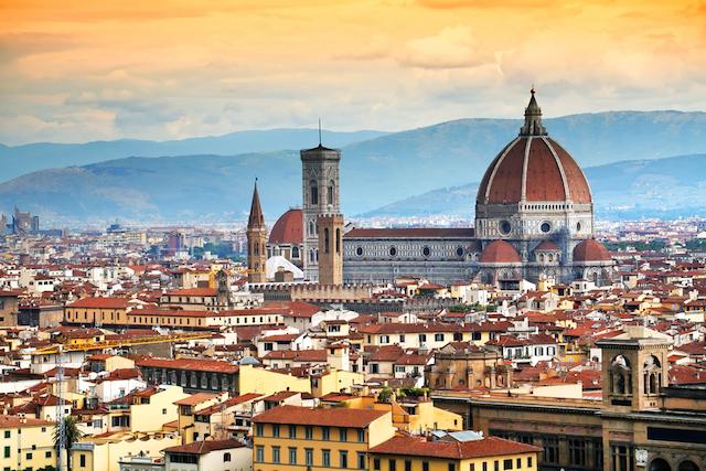 【現地レポート】世界遺産フィレンツェのシンボル、「ドゥオモ」が美しすぎる