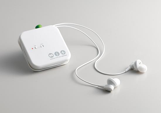 アナウンス音は消さず騒音カット!機内で重宝しそうな「デジタル耳栓」