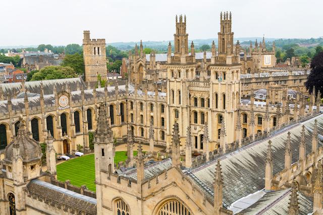 イギリスNo.1新聞デイリーテレグラフが選んだ「世界の美しい大学」10校