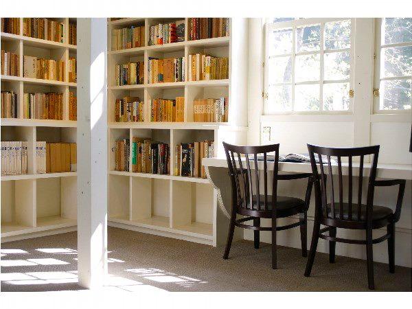 滞在一日だけじゃ足りない!個性豊かな「オンリーワン図書館」