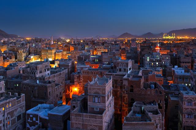 ノアの方舟の息子が拓いた、世界最古の摩天楼都市サナア