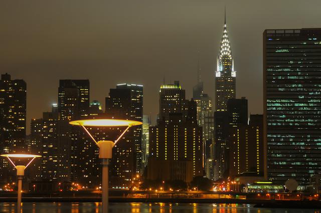 摩天楼のクール・ビューティ「クライスラー・ビルディング」
