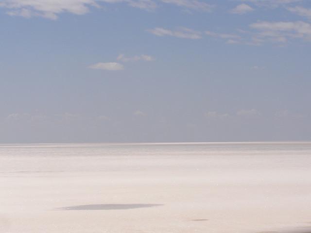 未知の惑星?いいえ、天然の塩なんです