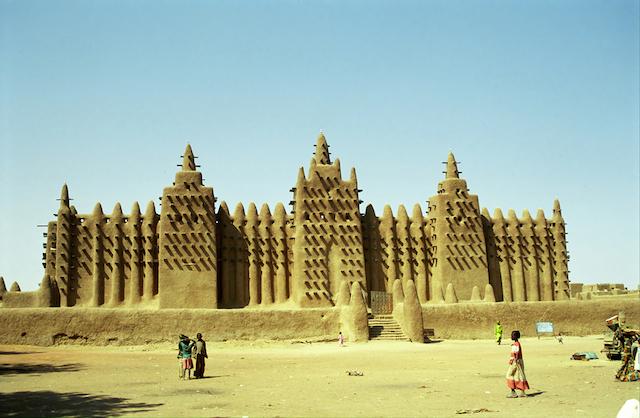 【世界遺産】謎の黄金郷として憧れを集めた、サハラ砂漠「トンブクトゥ」