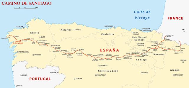 800kmの美しい道のり。スペイン「巡礼」の旅で人生を豊かに