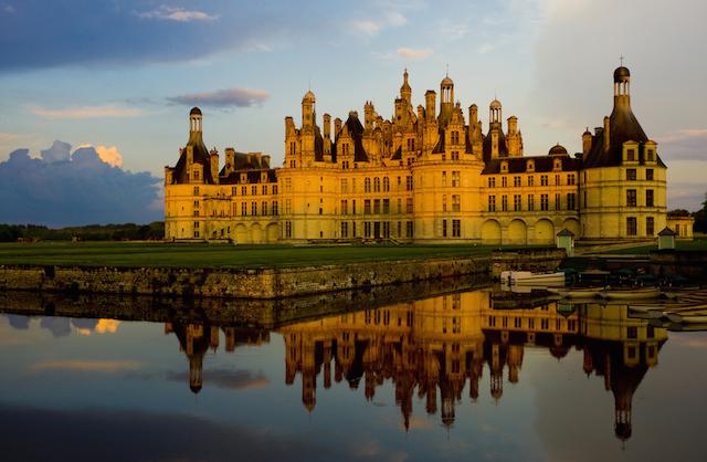 王たちが魅せられた川!城が立ち並ぶ世界遺産ロワール渓谷