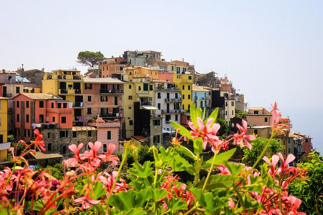 【現地レポート】世界遺産の村々・色とりどりの「チンクエ・テッレ」を巡る旅