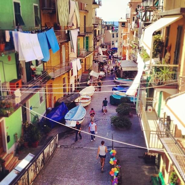 【現地レポート】世界遺産の村々・色とりどり「チンクエ・テッレ」を巡る旅
