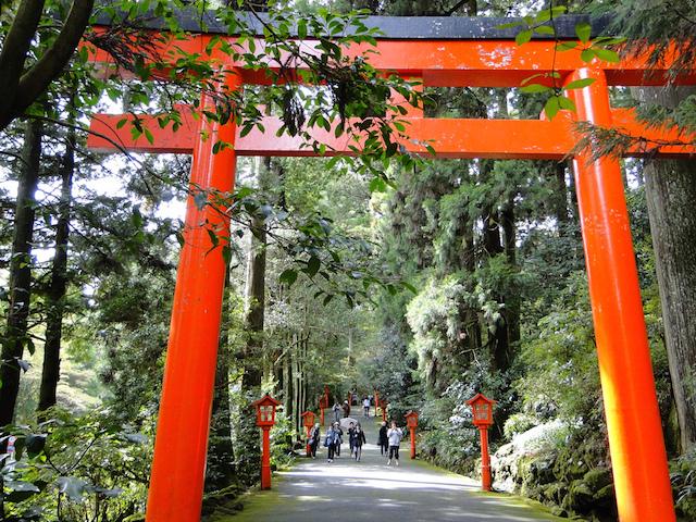 旅行に行ったら絶対立寄るべき「箱根パワースポット」