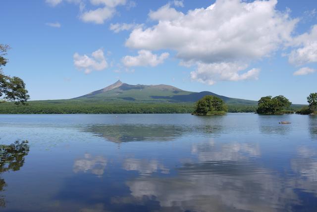 北海道の豊かな自然を満喫できるスポット・大沼国定公園