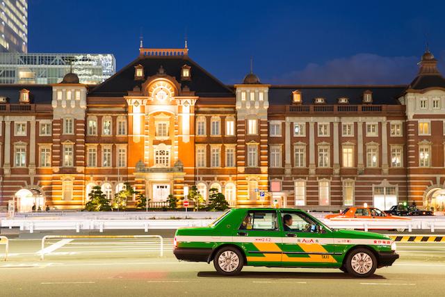 東京のレベルはどれくらい?世界のタクシーサービス事情を調べてみた
