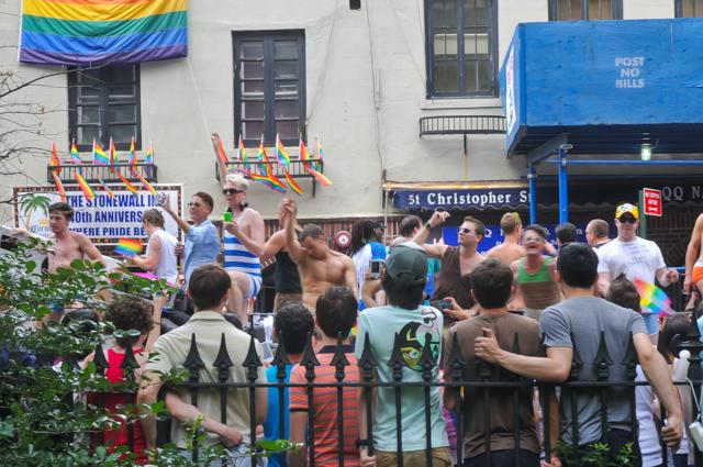 愛する自由を守るためにプライドを持つ日「NYC Pride March」