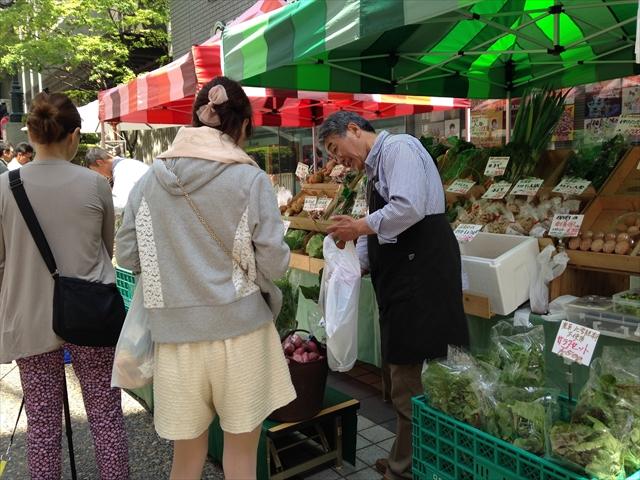 海外観光客からも大人気!都内で楽しめる3つの大型マルシェで朝市体験