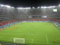 【W杯観戦生レポート】日本VSコートジボワールをスタジアムで観戦してきた!