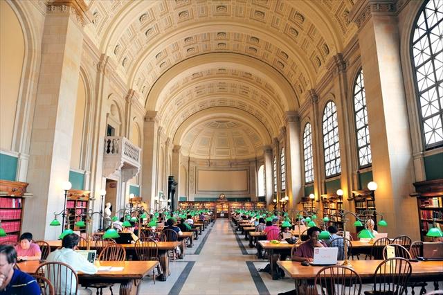 名門・ハーバード大学、マサチューセッツ州工科大学を散策してみた