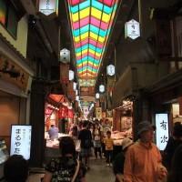 「京都錦市場」の名スイーツたち