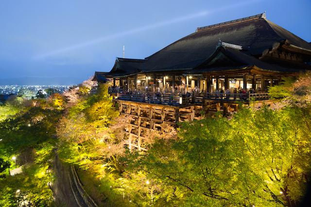清水寺の七不思議を知っていますか?