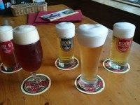 清里初の地ビール「タッチダウン」と共に楽しむ大自然