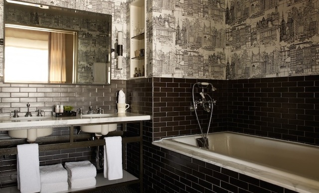 Ny tabizine for 5 star bathroom designs
