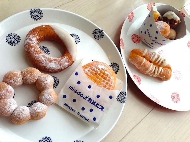 カルピスコラボのミスタードーナツが夏にぴったりでおいしすぎる