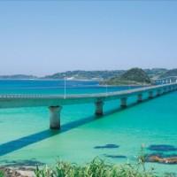 本州で出会える!エメラルドグリーンの海に囲まれた楽園「角島」の実力