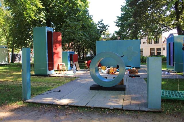 オランダの涼しい夏にピッタリの野外祭!国際アート祭Noorderzonに行ってみた