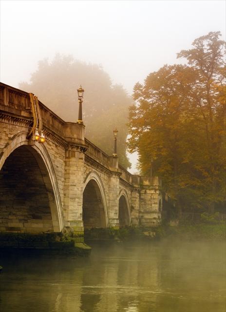 秋のカラーがピッタリ。自然溢れるロンドンのおすすめスポット