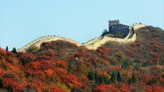 中国屈指の紅葉絶景