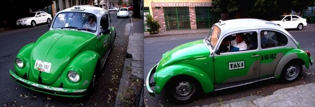 佇まいが味になる車、メキシコのビートル